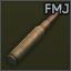 .338 Lapua Magnum FMJ