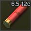 """12/70 6.5 mm """"Magnum"""" Saçma"""