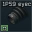 1P59 dürbün vizör lastiği
