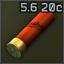 20/70 5.6mm Buckshot