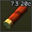 20/70 7.3mm Buckshot