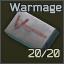 5.56x45 Warmageddon 20 pcs. ammo pack