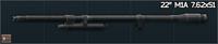 M1A 7.62x51 22 inch barrel