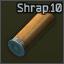 """23x75mm """"Shrapnel-10"""" buckshot"""
