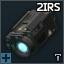 Zenit 2IRS Klesch flashlight + laser designator