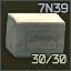 5.45x39 PPBS gs 30 pcs. ammo pack