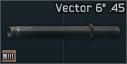 KRISS Vector .45 ACP 6 inch barrel