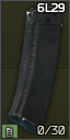 AK-101 5.56x45 6L29 30-round magazine