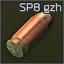 9x18mm PM SP8 gzh