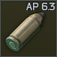 9x19毫米 AP 6.3