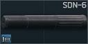 AAC 762 SDN-6 7.62x51 sound suppressor