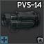 AN/PVS-14单筒夜视仪