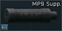 B&T MP9 9x19mm sound suppressor