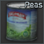 Can of green peas