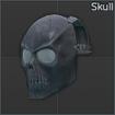 恐怖骷髅面具
