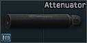 FN Attenuator 5.7x28 sound suppressor
