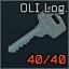 OLI logistics department office key