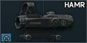 Leupold Mark 4 HAMR 4x24mm DeltaPoint hybridní útočný puškohled