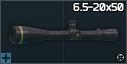 Leupold Mark 4 LR 6.5-20x50 riflescope