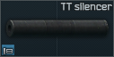 TT 7.62x25 makeshift sound suppressor