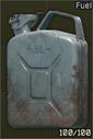 Metal fuel tank (100/100)
