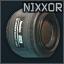 NIXXOR objektiv