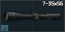 Nightforce ATACR 7-35x56 riflescope