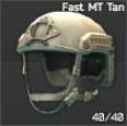Ops-Core Fast MT SUPER HIGH CUT头盔 Tan