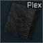 Piece of plexiglas