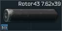 Rotor 43 7.62x39 namlu freni