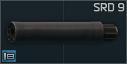 Sig SRD 9 9x19mm susturucu