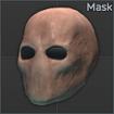 瘦长鬼面具