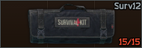 Surv12 field surgical kit
