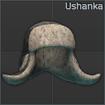 Chapeau cache-oreille Ushanka