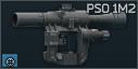 Zenit-BelOMO PSO-1M2 4x24 scope