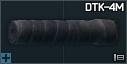 Úsťová brzda Zenit DTK-4М
