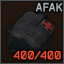 AFAK personal tactical first aid kit