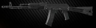 AK-101 5.56x45 assault rifle