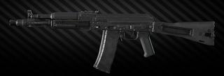 AK-102 5,56x45 gépkarabély