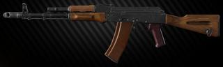 AK-74 5.45x39 assault rifle