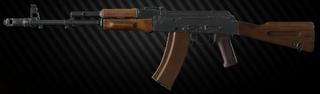 Útočná puška АК-74N 5,45x39