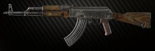 Fusil de asalto AKM de 7,62x39 mm