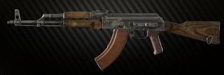 AKMN 7.62x39 assault rifle