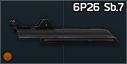 Guardapolvo (6P26 Sb.7) para AKS-74U