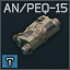 AN/PEQ-15 tactical device