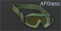 防破片护目镜
