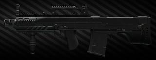 ASh-12 12.7x55 assault rifle