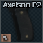 Axelson Tacical MK.25 pistol grip for P226