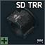 B&T MP5 SD Tri Rail Ring Mount