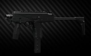 B&T MP9-N 9 x 19 Maschinenpistole